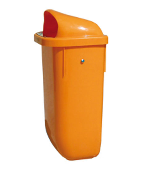 one-orange-bin